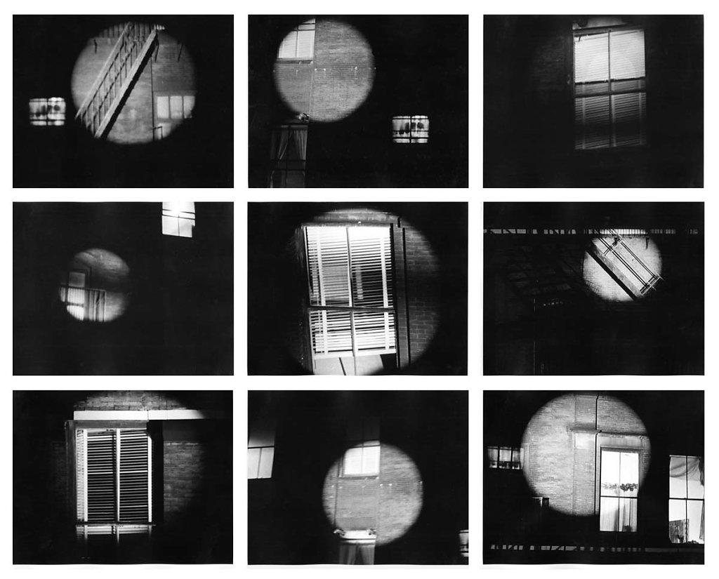 """Watch Out"",  Susan Ensley & Gordon Matta-Clark, 1975"